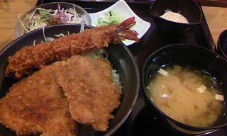 水道橋で食べられる新潟タレカツ丼
