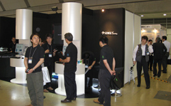 e-Learning WORLD 2007の様子